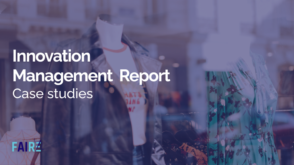 Innovation Management Report